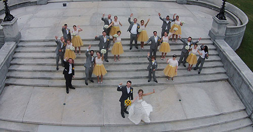9 Ways Drone Photography Could Ruin Your Wedding
