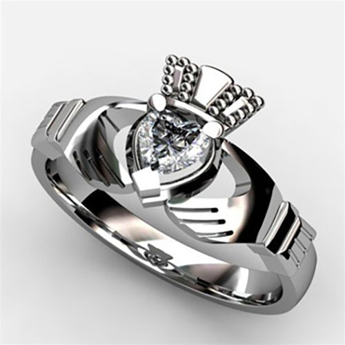 Prove Your Fandom With These 9 Adorkably Unique Engagement Rings