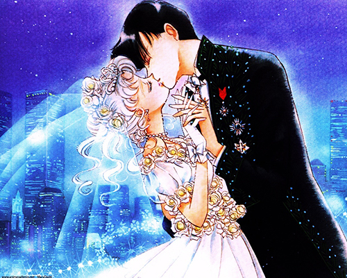 Celebrate Sailor Moons Return With An Anime Inspired Wedding