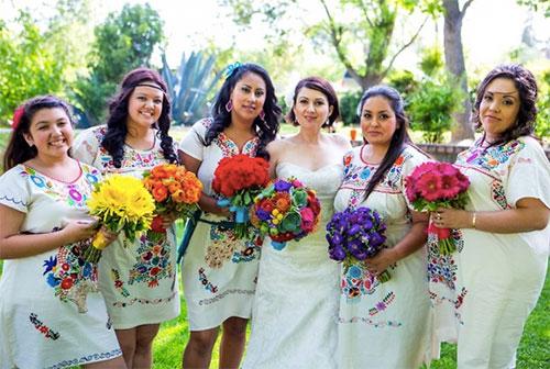 Amor y Estilo: a Cinco de Mayo Inspired Wedding - Bridalville ...