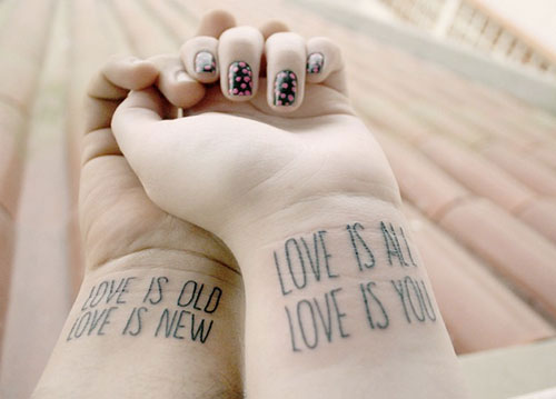 Wedding tattoos 8