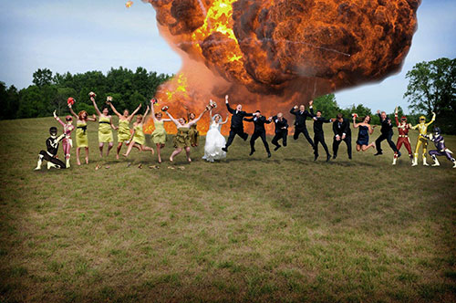 Drone Wedding Photography.9 Ways Drone Photography Could Ruin Your Wedding