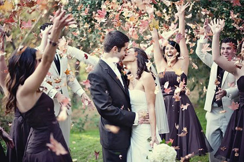 Things To Throw At A Wedding - Wedding Ideas 2018